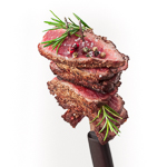 BBQ vlees - Nice 2 meat you